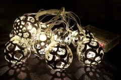 Led Ball Fairy Light String
