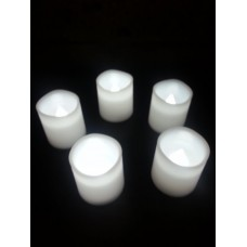LED VOTIVE - WHITE