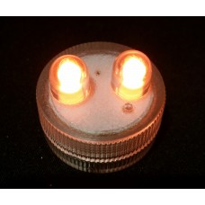 Submersible LED - 2 Bulbs - Orange