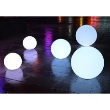LED WATERPROOF RAINBOW ORB - 50