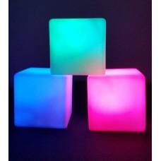 LED GLOW CUBE (1 piece)