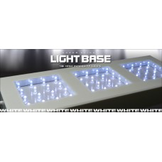 LED LIGHT BASE - RECTANGLE