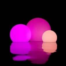 LED WATERPROOF RAINBOW ORB - 30