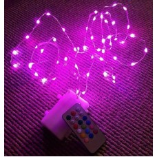 LED MULTI-COLOURED STRING LIGHT